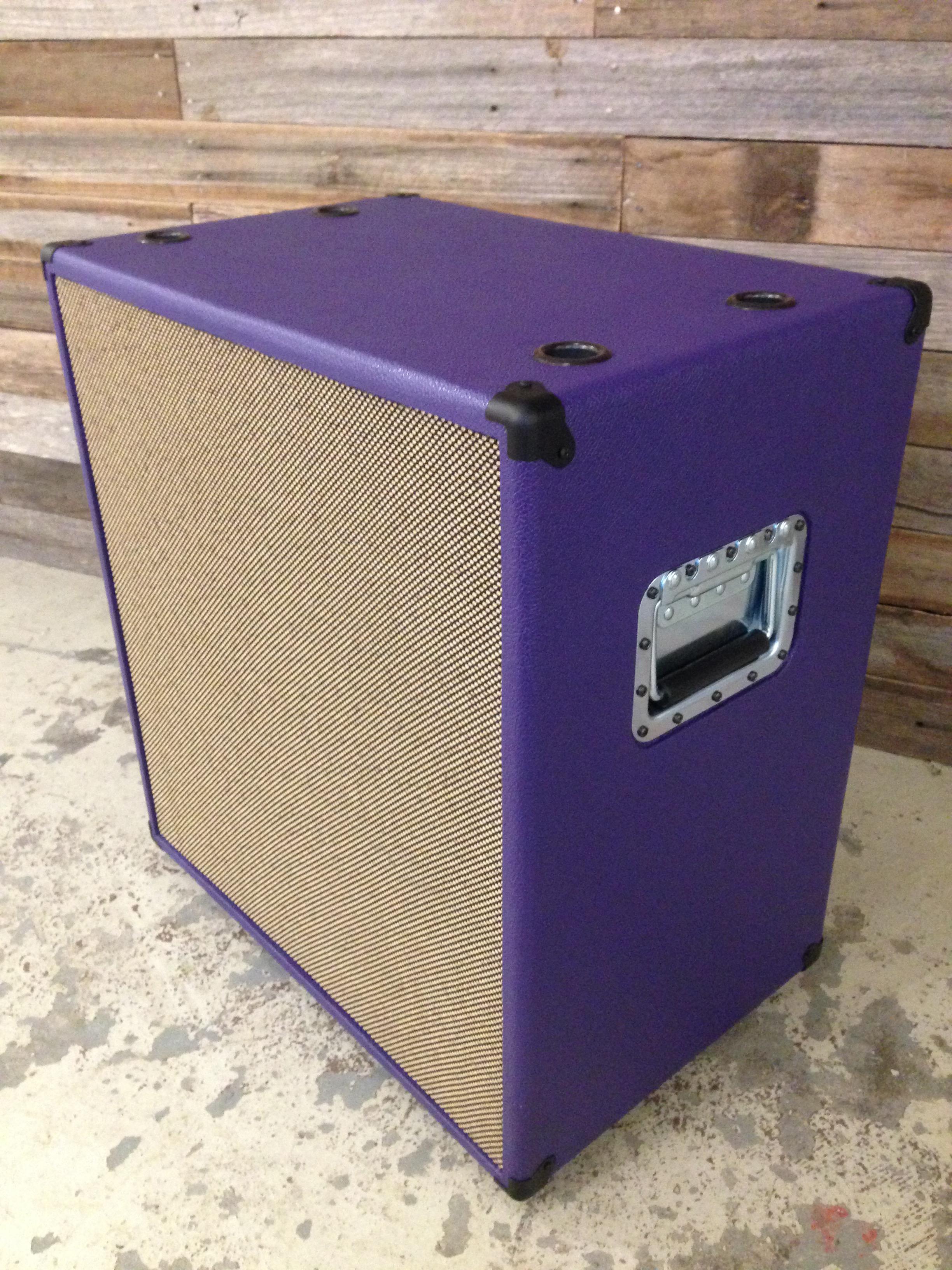 Purple Ampeg Quad - Open Ear Audio - Melbourne's premium speaker
