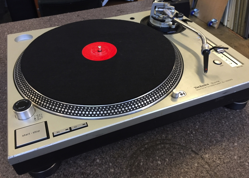 Turntable repairs and service - Open Ear Audio Melbourne